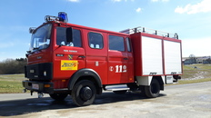Iveco Magirus 75-14 A Turbo