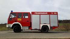 IVECO-Magirus FF135 E TLF 16/25